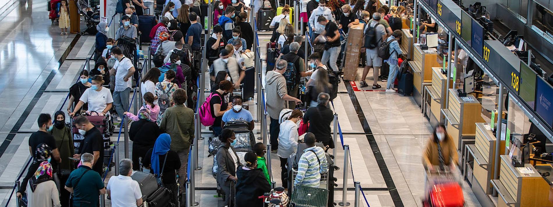 Kabinett beschließt Testpflicht für ungeimpfte Reiserückkehrer