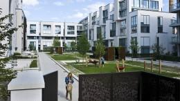 Trend zur Mini-Wohnung samt Sozialleben
