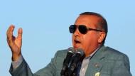 Erdogan verhindert Ehrung für amerikanischen Journalisten
