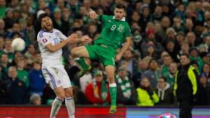 Irland qualifiziert, Bosnien lamentiert