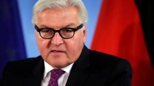 Steinmeier will in Kiew und Donezk für EU werben