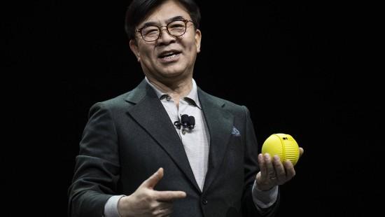 Samsung stellt Robo-Assistent vor