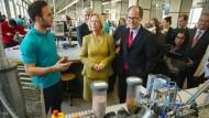 Amerika ist heiß auf das German Jobwunder
