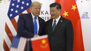 Bestehende Zölle auf China-Importe bleiben
