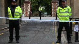 Polizei geht von Terrorakt aus