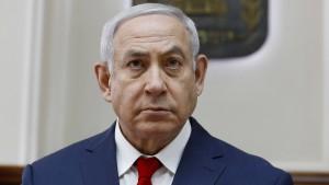 Netanjahu soll in drei Korruptionsfällen angeklagt werden
