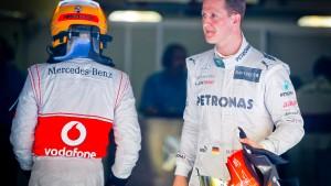 Schumacher schweigt
