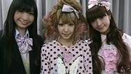 Pastellige Töne, große Augen, kindliche Symbole: Kawaii-Mädchen aus Japan