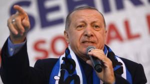 Erdogan nennt Kommunalwahl in Istanbul regelwidrig