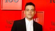 Spielt im neuen James-Bond-Film den Bösewicht: Oscar-Gewinner Rami Malek.