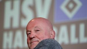 HSV-Präsident Rudolph tritt zurück
