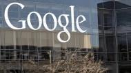 Google kommt oft ins Weiße Haus