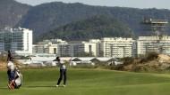 Olympia als Wellness für Golfer