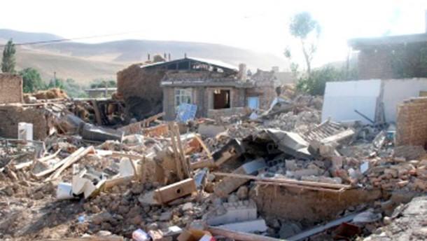 Tote bei Erdbeben in der Nähe von Atomanlage Buschehr