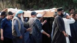 Erdogan droht nach Moschee-Attentat mit Vergeltung