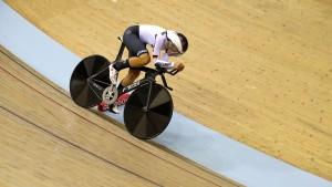 Lisa Brennauer fährt zu EM-Gold in Einer-Verfolgung über 3000 Meter