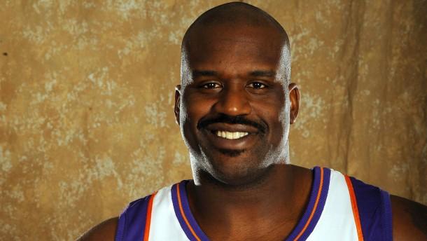 Basketballer O'Neal neuerdings Bariton von *NSYNC