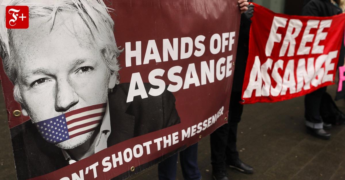 Auslieferungsantrag: Wie denkt England über Julian Assange?