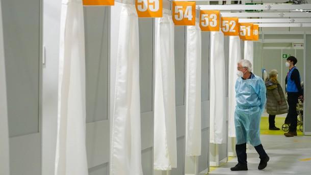Theoretisch bekommt Deutschland mehr als genug Impfstoff