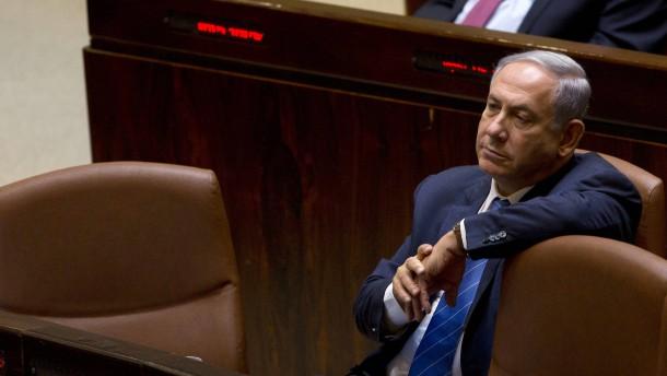 Regierungsbildung in Israel ist gescheitert