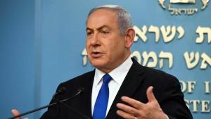 Israel verschiebt Korruptionsprozess gegen Netanjahu