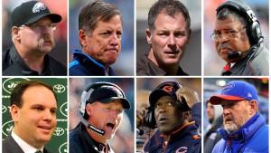 Schwarzer Montag für NFL-Trainer