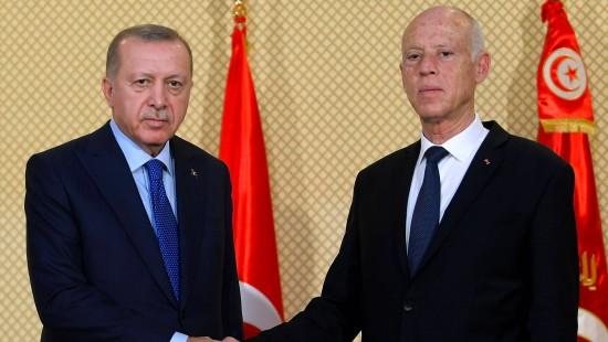 Erdogan zu Überraschungsbesuch