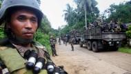 Deutsche Geiseln auf Philippinen frei