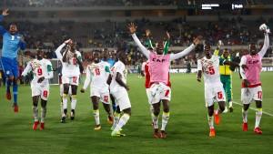 Senegal qualifiziert sich für WM