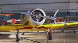 Die Oldtimer-Flugzeugwerft Meier Motors