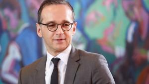 Heiko Maas soll neuer Außenminister werden