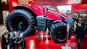 Die Gefahren des autonomen Traktors