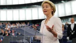 """Ein """"grüner Deal"""" für Europa"""