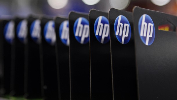 Rückschlag für HP vor Aufspaltung