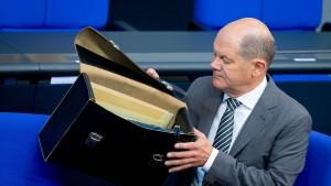 Der Staat erwartet 10 Milliarden mehr Steuereinnahmen bis 2025