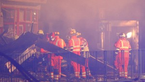 Vier Tote nach Explosion in Leicester