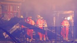 Explosion erschüttert Leicester