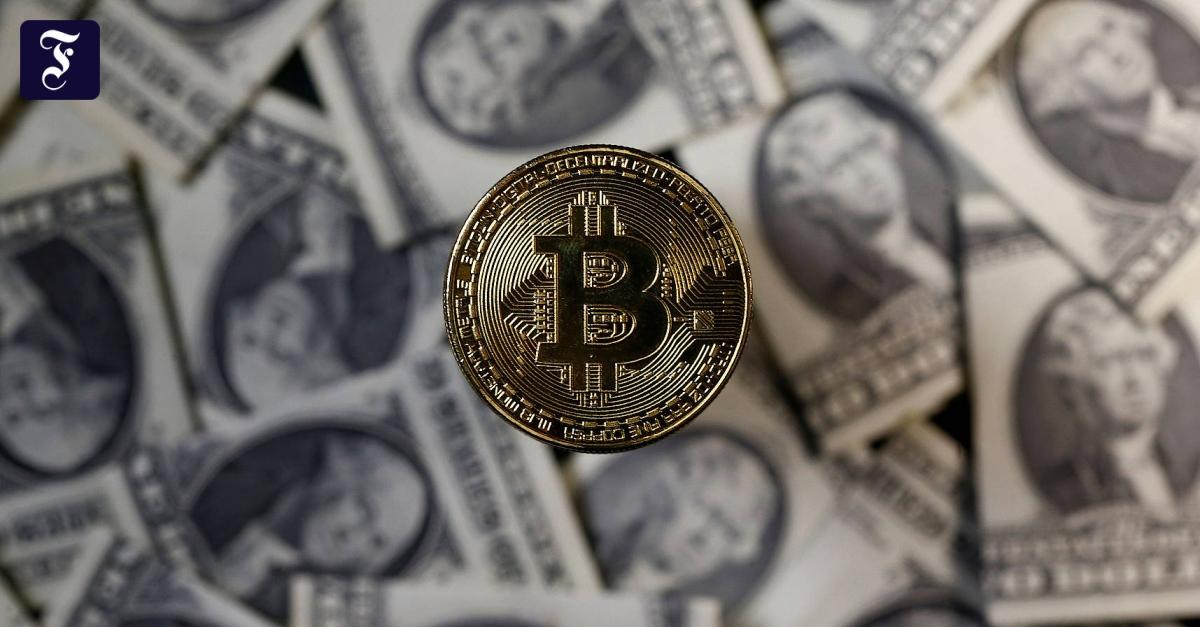 Bitcoin helfen nicht - FAZ - Frankfurter Allgemeine Zeitung