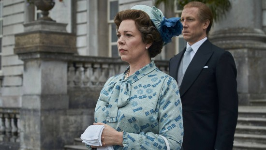 """The Crown"" - Staffel 4"