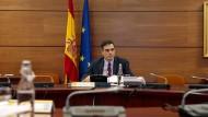 Die spanische Regierung von Ministerpräsident Pedro Sanchez hat sich für Anleihen mit unbegrenzter Laufzeit ausgesprochen.