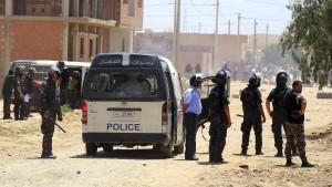 Sicherheitskräfte decken Terrorkomplott auf