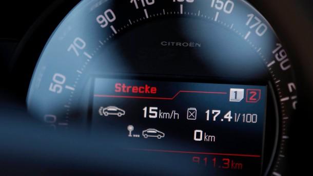 Autoindustrie soll Spritverbrauch realistischer messen