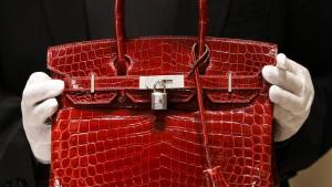 Jane Birkin einigt sich mit Hermès
