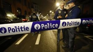 Vier Terrorverdächtige festgenommen