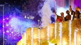 Magische Königsparade in Madrid