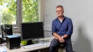 Matthias Reyer muss die IT-Systeme der TU Berlin schützen.