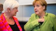 Union stellt Koalitionsprojekte infrage