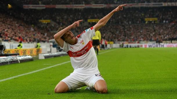 Wolf feiert perfektes Heimdebüt beim VfB