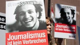 Ägyptischer Fotograf Shawkan kommt voraussichtlich frei