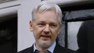 Assange: Krieg gegen Whistleblower beenden
